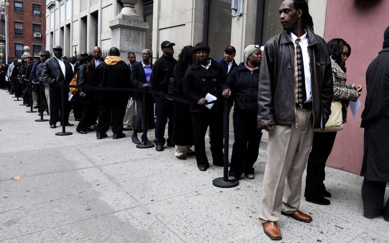 amerika işsizlik
