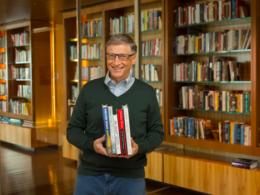 Bill Gates tam şu sırada okunması gereken 4 kitap önerdi