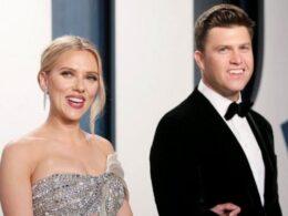 Scarlett Johansson komedyen Colin Jost ile evlendi, açıklamayı bir yardım kuruluşu yaptı