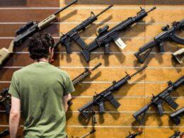 ABD'de başkanlık seçimleri sürecinde silah satışında patlama
