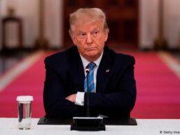 """""""Milyonlarca oyum silindi"""" diyen Trump'a kendi bakanlığından yanıt: """"Tarihimizin en güvenli seçimiydi"""""""