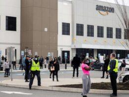 İşçilerine 1 yılda 2,5 milyar dolar dağıtan Amazon, grevleri durduramadı
