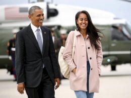 """Obama, kızının sevgilisiyle aynı evde yaşamaktan şikayetçi: """"Market masrafı yüzde 30 arttı"""""""