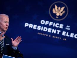 Biden'dan Trump yönetimine tepki: Şimdiki hızıyla devam ederse halkın aşılanması yıllar sürer