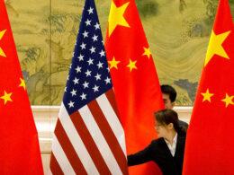 ABD'li istihbarat yetkilisi: Çin Biden yönetimi üzerinde nüfuz kazanmaya çalışıyor