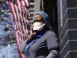 CDC tahminlerine göre, ABD'de Noel haftasında 19 bin 500 kişi virüs yüzünden hayatını kaybedebilir.