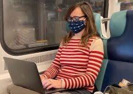 New Yorklulardan pandemide dışarıda çalışmaya çözüm: Ray-ofis