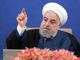 İran Cumhurbaşkanı Ruhani: Trump'ın gidişinden memnunuz