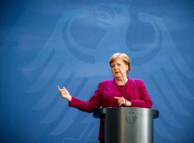 Merkel, ABD'deki kongre baskını hakkında konuştu: Görüntüler beni kızdırdı ve üzdü