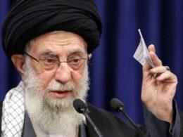 """Hamaney: """"İran, ABD'nin nükleer anlaşmaya dönmesi yönünde aceleci değil"""""""