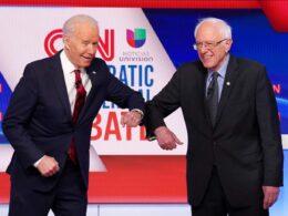 Biden, Bernie Sanders'ı neden çalışma bakanı yapmadığını açıkladı