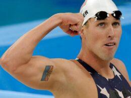ABD'deki Kongre baskınında altın madalyalı olimpik yüzücünün de yer aldığı iddia edildi