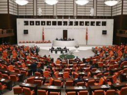 ABD'li senatörlerin Biden'a yazdığı Türkiye mektubuna TBMM'den yanıt