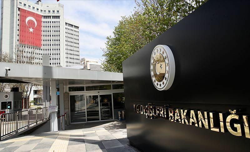 Türkiye Dışişleri'nden ABD'ye Gergerlioğlu yanıtı: Hukuk kurallarının uygulanmasından ibaret