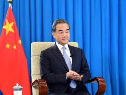 Çin Dışişleri Bakanı