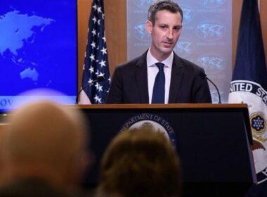 ABD'den Gergerlioğlu ve HDP açıklaması: Türkiye'ye ifade özgürlüğüne saygı göstermesi çağrısı yapıyoruz
