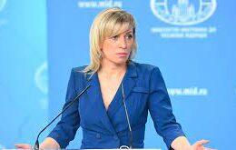 Zaharova: ABD Japonya'ya kara füze sistemleri konuşlandırırsa, misillemede bulunuruz