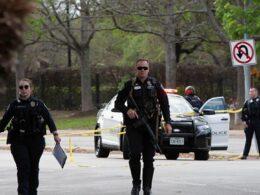 ABD'nin Austin kentinde 3 kişinin öldüğü silahlı saldırının zanlısı eski polis şefi yardımcısı çıktı