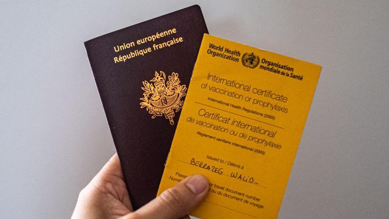 AB ile ABD arasında 'aşı sertifikası' görüşmeleri yapılıyor
