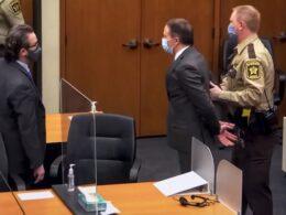 George Floyd'un ölümüne neden olan eski polis Derek Chauvin hakkındaki 3 suçlamanın tamamından suçlu bulundu