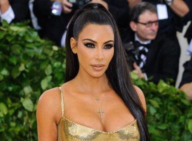 Kim Kardashian'dan Biden'a teşekkür